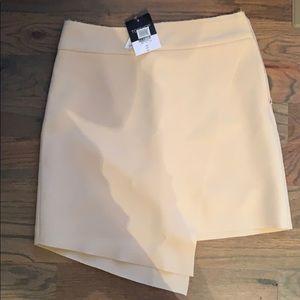 NWT Asymmetrical topshop skirt